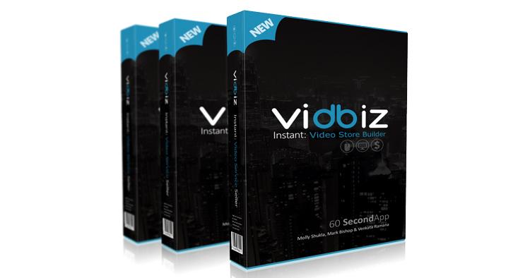 Vidbiz - Video Store Builder