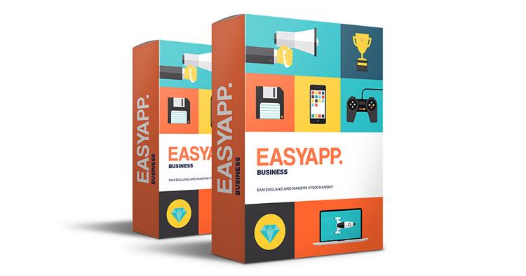 Easy App (Mobile Games App) Business
