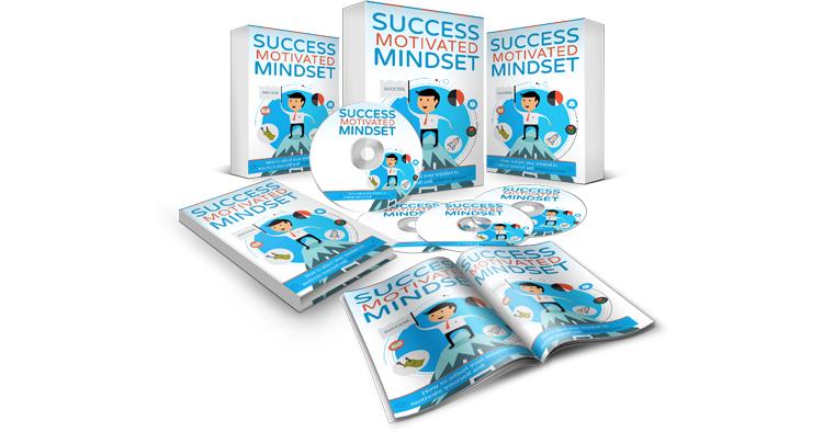 Success Motivated Mindset Video Upgrade