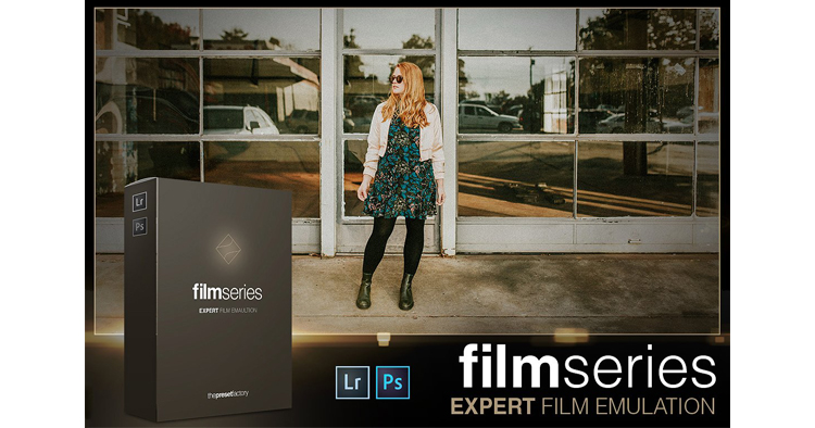 Film Series - Lightroom & PS ACR