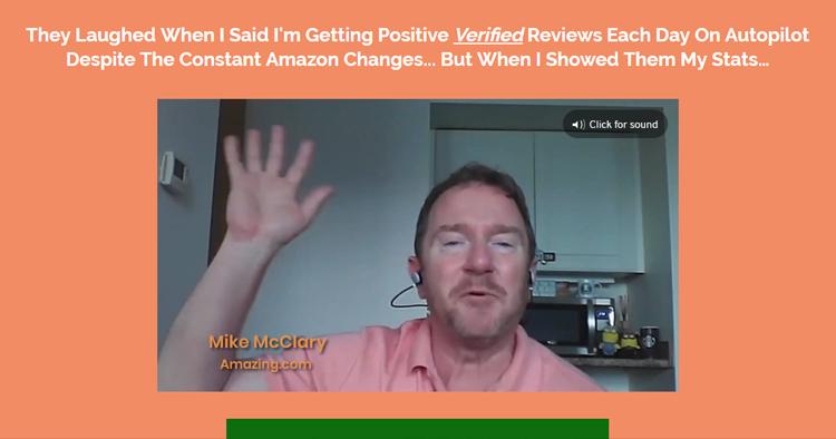 Amazon Reviews On Autopilot