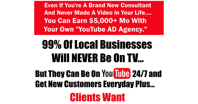 Local YouTube For Cash Confidential