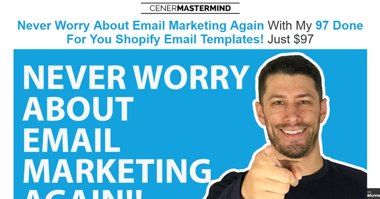97 Done For You Email Templates