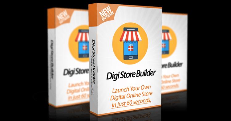 Digi Store Builder