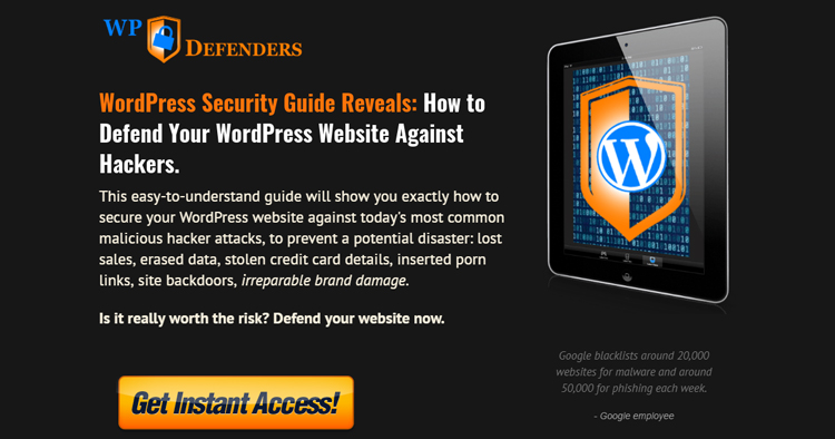Ultimate WordPress Security Manual 2019 - Two-Dollars