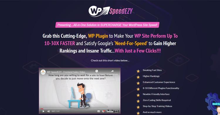 WP-SpeedEZY Unlimited License