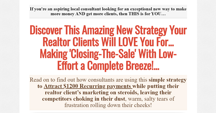 Everywhere Ads: Real Estate Edition
