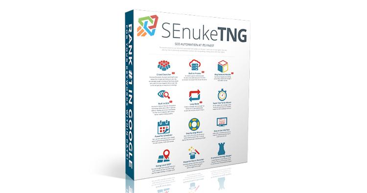SEnuke TNG Pro 5.0.7