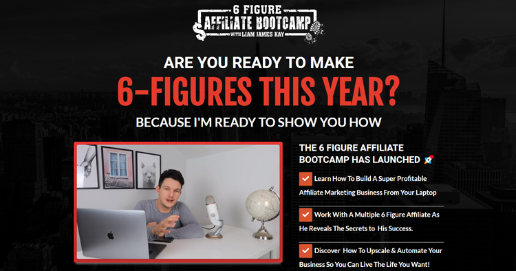 6 Figure Affiliate Bootcamp