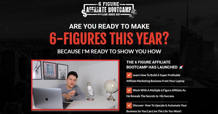 6 Figure Affiliate Bootcamp