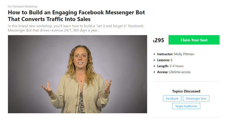 How to Build an Engaging Facebook Messenger Bot