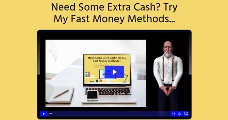 Fast Money Methods