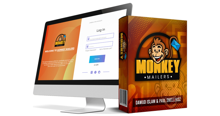 Monkey Mailers